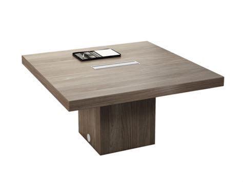 Square Meeting Table Square Meeting Table T45 Collection By Quadrifoglio Sistemi D Arredo Design Centro Design