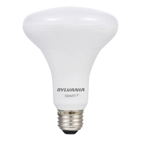 sylvania light bulbs customer service sylvania 65 watt smart home automation br30 soft white