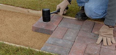 Patio Brick Laying Guides How To Lay A Garden Path Wickes Co Uk