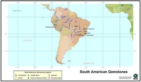 south america map bodies of water map of bodies of water in america images