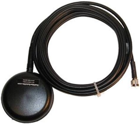 iridium car antenna with 5 meter cable by outfitter satellite phones