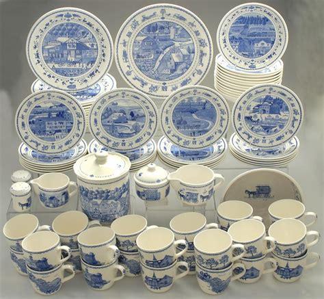 blue  white dinnerware cheap home designs project