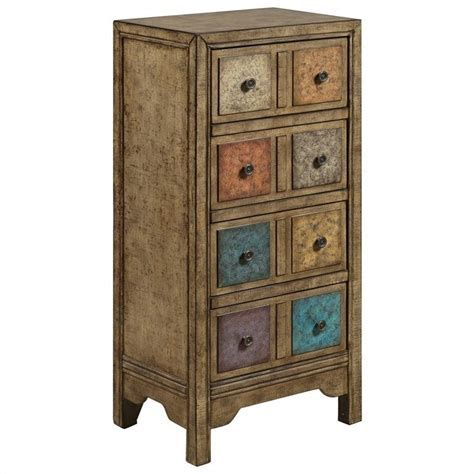 Multi Drawer Chest by Pri Drawer Accent Chest In Multi Ds 2257 850