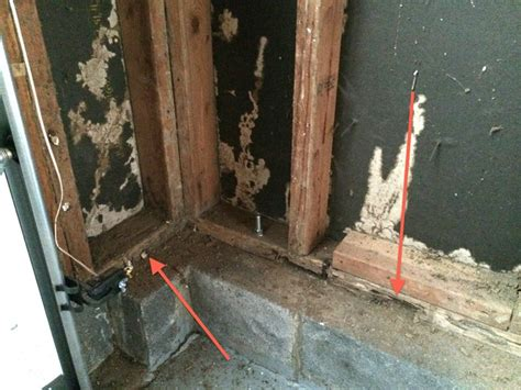 Hit The Floor No Stop - repair replacing sill bottom plate of wall home improvement stack exchange