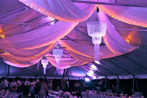 fabric draping for events fabric draping colorado event productions