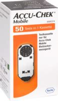 Lu Plasma Mobil medikament accu chek 174 mobile testkassette pzn 10270545