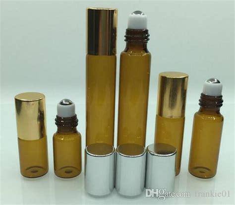 Parfum Roll On 5ml Murni Biang 3ml 5ml 10ml glass roller bottles refillable roll on perfume bottle fragrance perfume