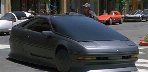 Back To The Future Ford by Cars Of Back To The Future Part Ii Spannerhead