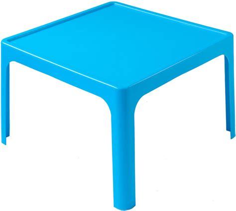 Kitchen Island Tables childrens resin table kids plastic table blue tikk tokk