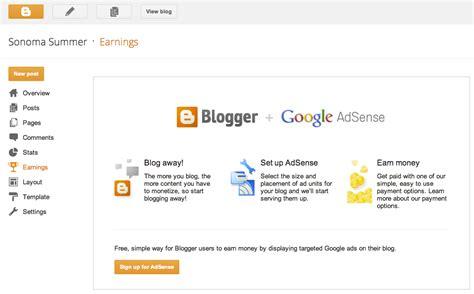 blogger adsense sign up official blogger blog google adsense blogger an