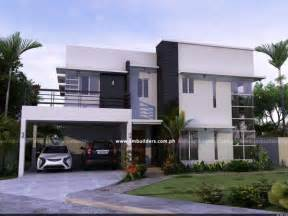 Modern Design House by Modern Home Designs In Two Storey Design Architecture
