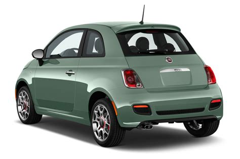 fiat 500 hatchback 2016 fiat 500 refreshed with new look more efficient engines