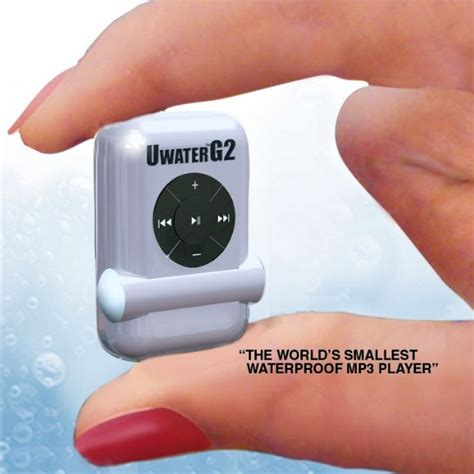 Ultimate Smallest Mp3 Player by World S Smallest Waterproof Mp3 Player