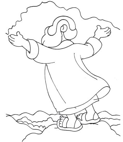 Bible Coloring Pages For Noah by Noah And The Ark Bible Story Coloring Pages Coloring Pages