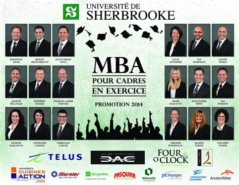 Mba Sherbrooke by Nos Dipl 244 M 233 S Centre Laurent Beaudoin Universit 233 De