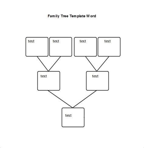 templates for family tree charts family tree template word beepmunk