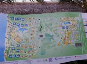 Map of property blue boxes are royal service picture of paradisus