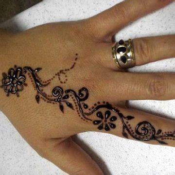 henna tattoo cuanto dura dise 241 os originales de tatuajes de henna faciles catalogo