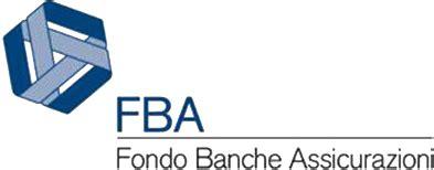 fondo banche e assicurazioni fba fondo banche assicurazioni delmoform