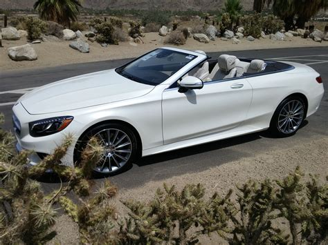 mercedes of palm the s class cabriolet mercedes of palm springs