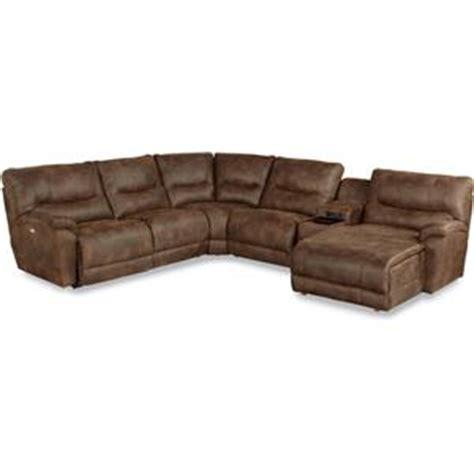 dawson sectional la z boy dawson casual power reclining home theater