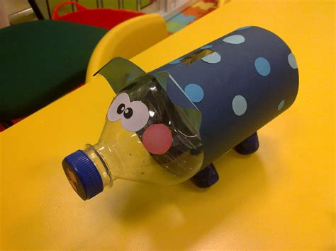 Kucing Max Kitt Milk 20 ideas creativas para reciclar botellas y manualidades