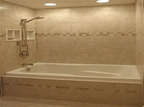 Bathroom » Bathroom Tub Tile Ideas   Home Improvement and