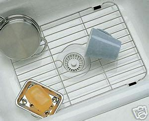 Sink Protector Stainless Steel by Stainless Steel Sink Protector Ebay