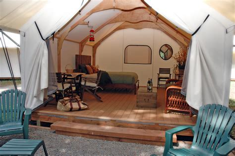 Backyard Playhouse The Canvas Cottage Rainier Yurts