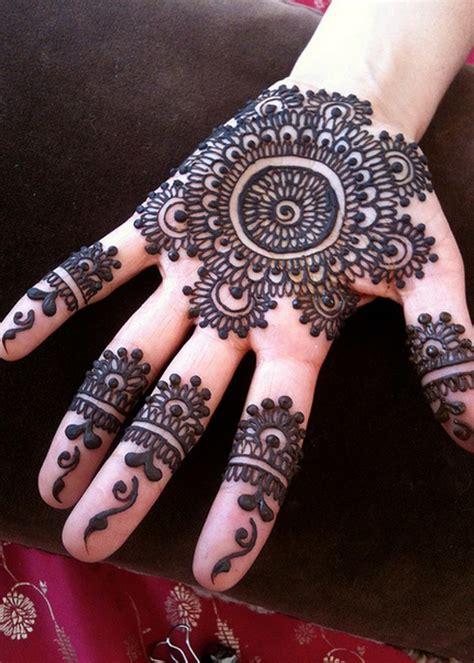 mehndi designs 2016 simple 20 stylish circle mehndi designs images sheideas