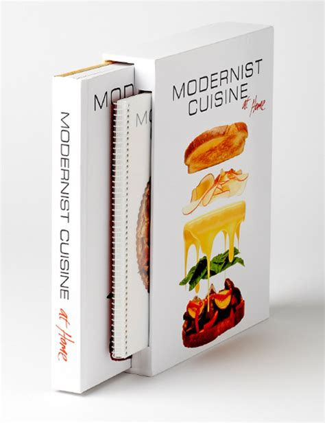 information review of modernist cuisine at home for the