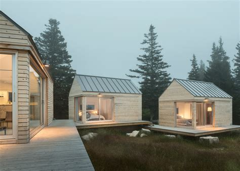 cabin architecture three in one maine cabins take separate bedrooms to a