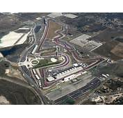 Circuit Of The Americas Austin TX  Seating Chart View