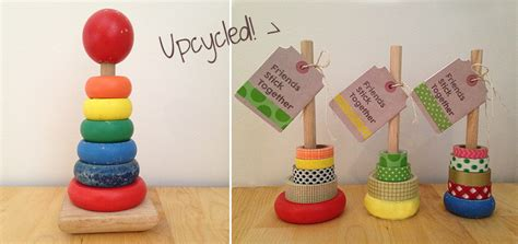 things to do with washi tape make washi tape stands and tags make and takes