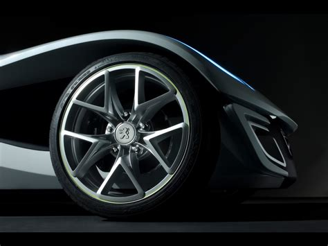 peugeot car wheels 2007 peugeot flux concept wheel 1280x960 wallpaper