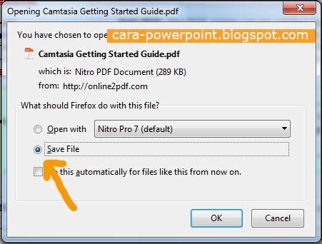 converter ke pdf cara convert powerpoint ke pdf mudah tips powerpoint