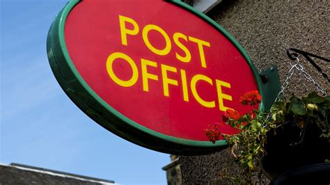 temporary tag hides post office closures scotland the times the sunday times
