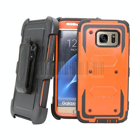 Samsung Galaxy S7 Future Armor With Holster Backcase Casing Cover heavy duty anti shock future armor protective cover holster with belt clip for samsung