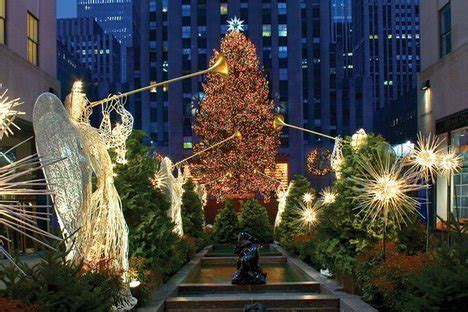 nyc tree lighting 2016 nyc tree lighting ceremonies 2016 nyc on the cheap