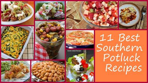 11 best southern potluck recipes favehealthyrecipes com