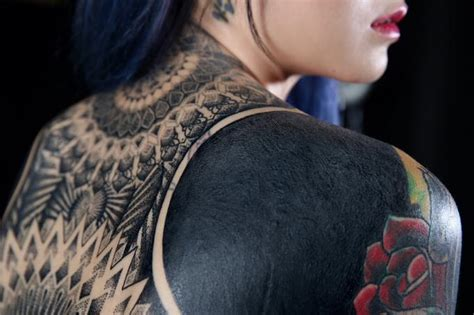 blackout tattoo in singapore blackout tattoos the inked and the singaporean named as