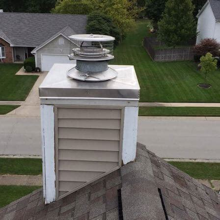 home designer pro chimney stainless steel chase cover chimney masonry outfitters