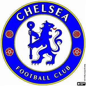 chelsea logo coloring pages