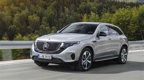Mercedes Eqc 2019 2019 mercedes eqc top speed