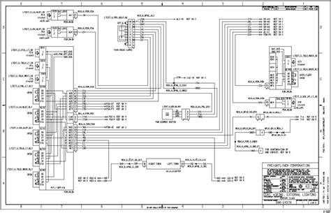 freightliner century wiring diagrams efcaviation