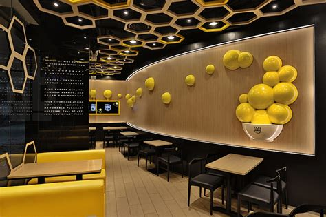 honeycomb home design as design create playful honeycomb restaurant rice home