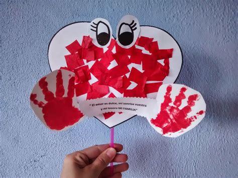 actividades de manualidades para nios en pinterest materiales para educaci 243 n infantil d 205 a de la familia