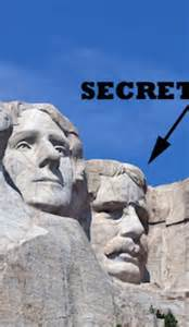 Hidden Room Behind Mount Rushmore by Yes There Really Is A Secret Room Hidden Inside Mount