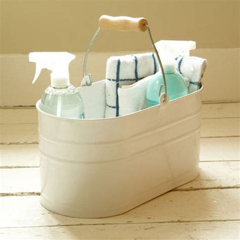 Vintage Laundry Rooms - classic utility bucket traditional cleaning buckets by garden trading