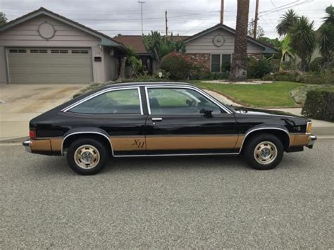 how to sell used cars 1980 chevrolet citation user handbook 1980 chevrolet citation x11 54 379 original miles 1 owner car for sale photos technical